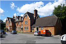 TQ2636 : House, Goffs Park by Robin Webster