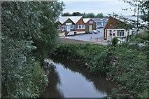 ST0207 : Cullompton : Spratford Stream by Lewis Clarke