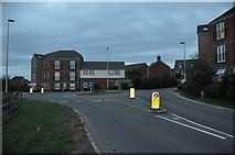 ST0207 : Cullompton : Millennium Way by Lewis Clarke