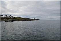 NU2520 : Across the sea by DS Pugh