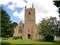 SO5968 : St Mary, Tenbury Wells by Philip Pankhurst