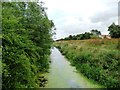 TF3260 : West Fen Catchwater Drain by Christine Johnstone