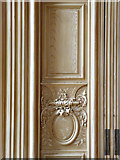 SK8932 : Panelling in the Long Gallery by Alan Murray-Rust