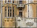 SK8932 : Drawing Room window and door by Alan Murray-Rust