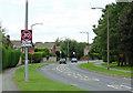 SJ9002 : Blaydon Road at Pendeford, Wolverhampton by Roger  Kidd