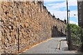 NT2573 : Telfer Wall, Edinburgh by Jim Barton