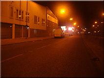 TQ1883 : Service Road along the North Circular Road, Park Royal by David Howard