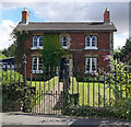 TA1021 : Victorian House on Howe Lane, Goxhill by David Wright