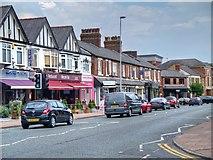 SJ8481 : Wilmslow, Water Lane by David Dixon