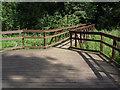 SU9941 : Wetland viewing platform by Alan Hunt