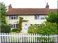 SU7656 : Old Forge Cottage, Hartley Wintney by Mike Smith