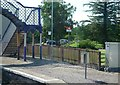 NH1658 : Achnasheen Station by Mary and Angus Hogg