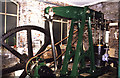 SE0925 : Calderdale Industrial Museum - beam engine by Chris Allen