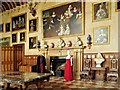 SP2556 : The Great Hall, Charlecote House by David Dixon