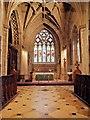 SP2656 : The Chancel, St Leonard's Church, Charlecote by David Dixon