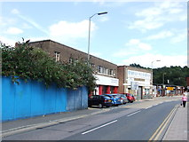 TQ7568 : Medway Street, Chatham by Chris Whippet