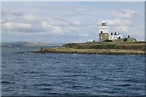 NU2904 : South Steel of Coquet Island by Russel Wills