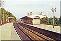 TQ1580 : Hanwell & Elthorne station, 1991 by Ben Brooksbank