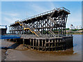 NZ2362 : Dunston Coal Staithes by wfmillar