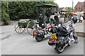 SU5886 : Harleys at  the Lion by Bill Nicholls