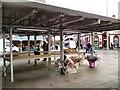 SJ9494 : Empty stall by Gerald England