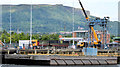 J3474 : Scrap removal, Donegall Quay, Belfast (2013-2) by Albert Bridge