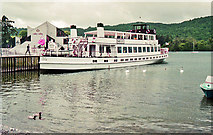 SD4096 : The Swan at Bowness-on-Windermere, Cumbria by P L Chadwick
