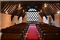 SO6729 : Interior, St Edward's church, Kempley by Julian P Guffogg