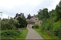 NU0702 : House at Cragside by DS Pugh