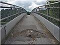 TQ0758 : Footbridge over A3 by Alan Hunt
