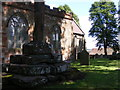 SO7584 : Alveley Church Cross by Gordon Griffiths