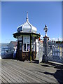SH5873 : I paid here to enter the pier by Richard Hoare