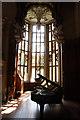 SK8932 : Great Hall window by Richard Croft