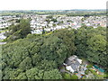 SH5371 : Llanfairpwllgwyngyll: view over the suburbs by Chris Downer