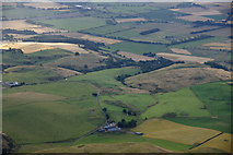 NO2025 : Evelick, near Rait, from the air by Mike Pennington