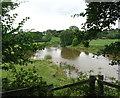 SJ3915 : Severn viewpoint at Shrawardine 2-Shropshire by Martin Richard Phelan