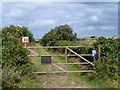 TG4425 : Start of private road to Delph Hills by Bikeboy