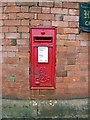 SD3203 : King Edward VII post box by Norman Caesar