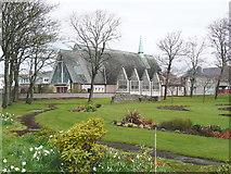 NS2059 : Roman Catholic Church. Largs by Humphrey Bolton