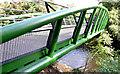 J3269 : New footbridge, Clement Wilson Park, Newforge, Belfast (2013-2) by Albert Bridge