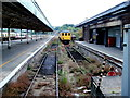 ST5972 : Train stabling area, Bristol Temple Meads by Jaggery