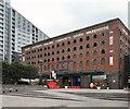 SJ8397 : Great Northern Railway Company's Goods Warehouse by Gerald England
