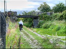 SD7909 : Benny's Bridge, Manchester, Bolton and Bury Canal by David Dixon
