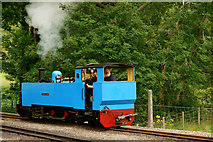 NY1700 : 'Wroxham Broad' at Dalegarth, Cumbria by Peter Trimming