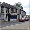 ST0095 : Tylorstown Newsagents by Jaggery