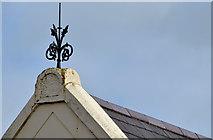 J4569 : Church finial, Comber by Albert Bridge