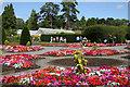 ST1277 : St Fagans Castle - gardens by Chris Allen