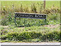 TM0884 : Common Road sign by Adrian Cable