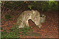 TG1431 : Mannington Hall - Horse grave by John Salmon