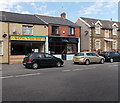 ST1795 : Wong's Chinese Takeaway and Plaitform No.5 Hair Studio, Pontllanfraith by Jaggery